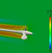 Flödesberäkning av PPTC Propeller