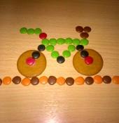Kreativa pepparkakor!