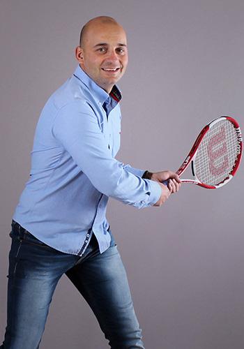 Pavle Cosic Camatec