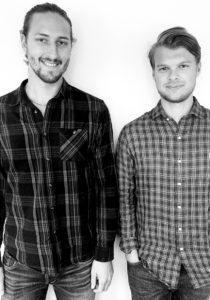 Wille Bengtsson och Jacob Haldén, Camatec