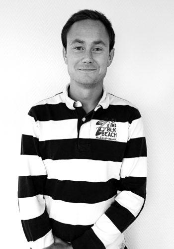 Tobias Eriksson nyrekryterad till Camatec
