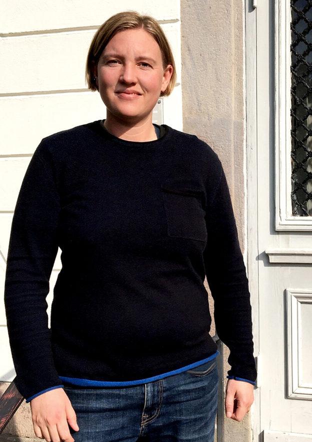 Lisa Almen Konstruktör Nyrekryterad.Camatec 2019.